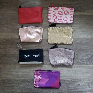 Ipsy | Set of 7 Makeup Bags